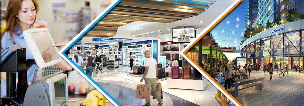 UPS Power for Malls & Retails