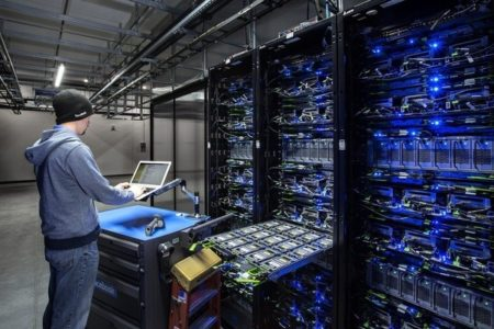 UPS Power for Network, Server & Security Systems