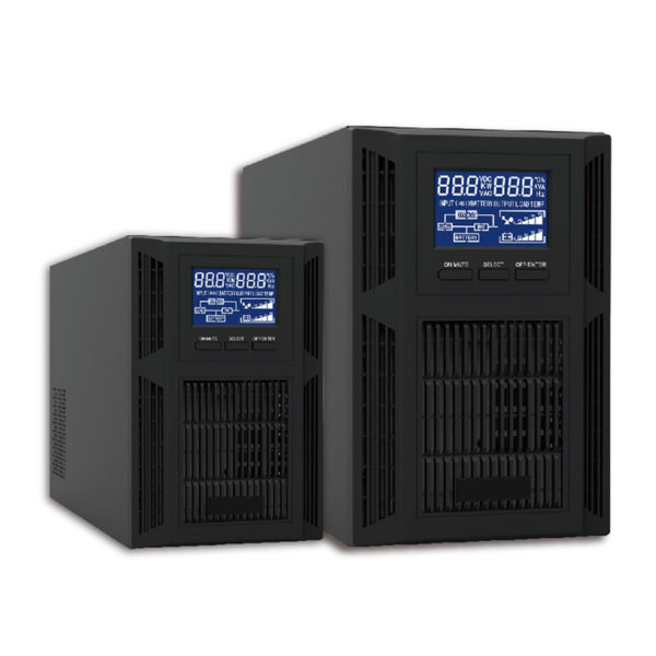 PT Series High Frequency Online UPS (1-3KVA)
