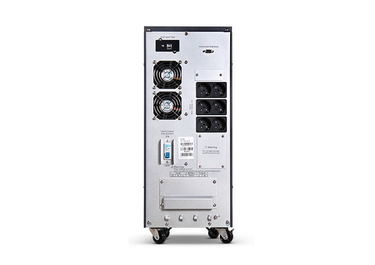 PT Series High Frequency Online UPS (6-20KVA)